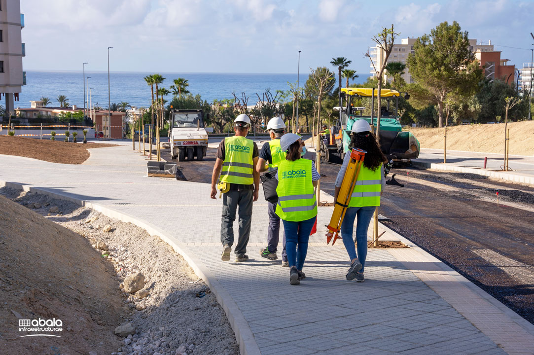 Abala Infraestructuras impulsa la construcción sostenible con el fin de reducir el impacto medioambiental