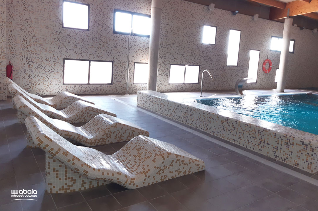 La piscina cubierta de Cullera con spa y gimnasio ya es una realidad