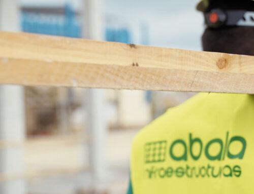 Abala Infraestructuras, reconocida por su alto compromiso con la seguridad de los trabajadores